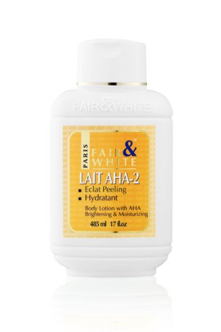 Body Lotion with AHA - Brightening and moisturizing | 485ml