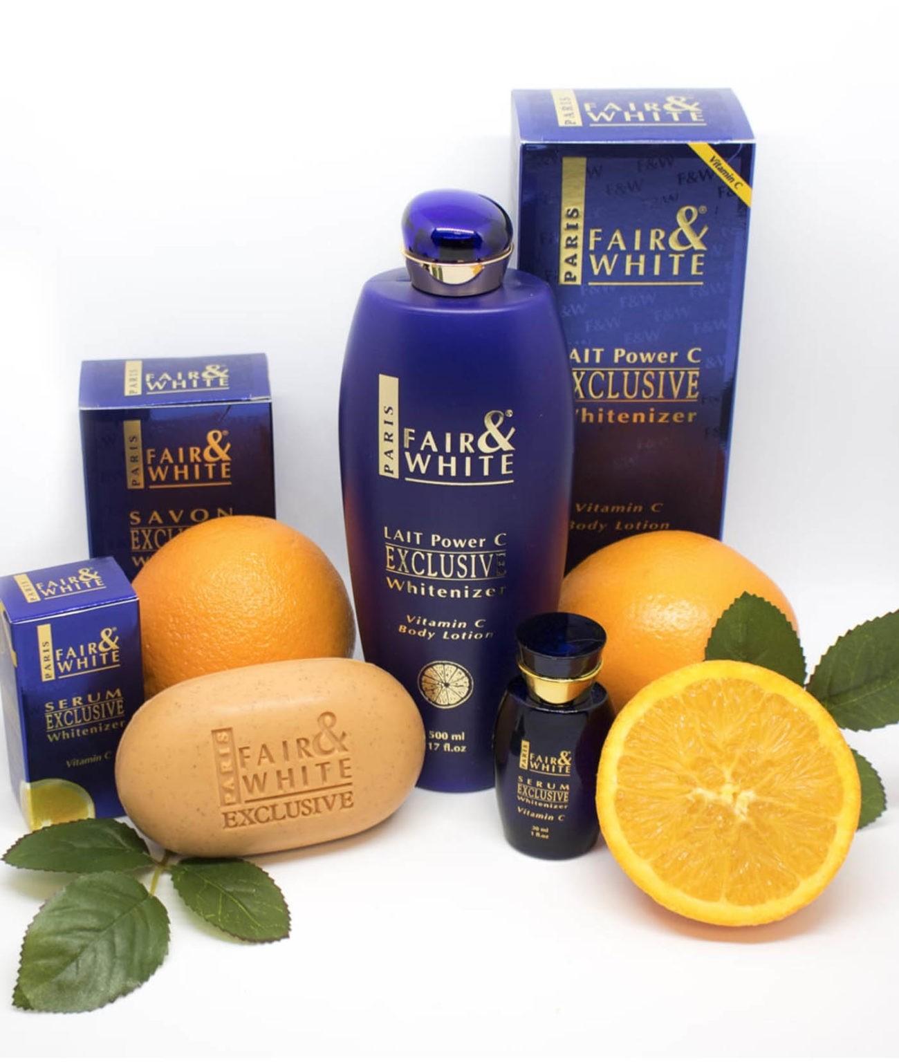 F&W Exclusive. Vitamin C